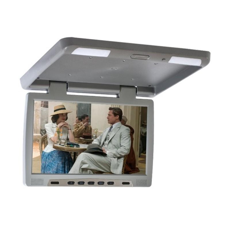 Потолочный монитор для автомобиля AVIS Electronics AVS115 Серый