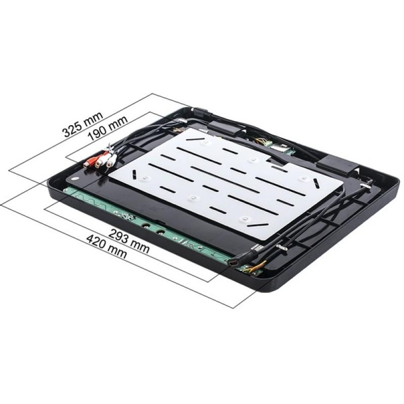 Потолочный монитор для автомобиля AVIS Electronics AVS115 Серый (фото 3)