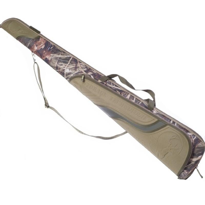 Чехол для ружья без оптики полужёсткий Aquatic ЧО-32-125 (пластик)