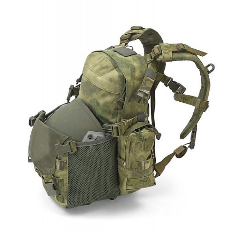 Тактический рюкзак WARRIOR ASSAULT SYSTEMS ELITE OPS HELMET CARGO PACK MC A-TACS FG (фото 3)
