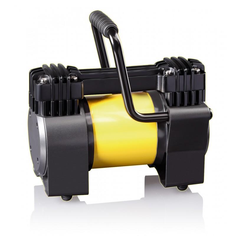 Компрессор автомобильный КАЧОК К90x2C (+ Мешки для колёс в подарок!) (фото 2)
