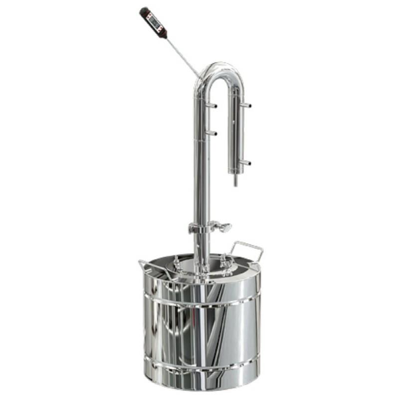 Самогонный аппарат (дистиллятор) ФЕНИКС Арсенал 30 литров (фото 3)