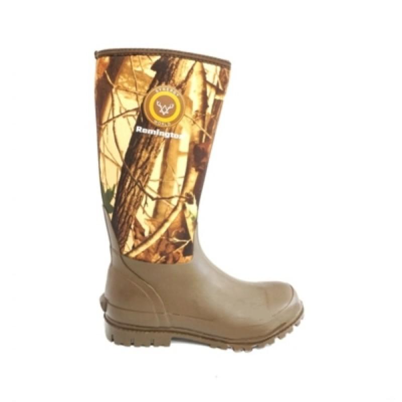 Сапоги Remington Men Tall Rubber Boots (КМФ)