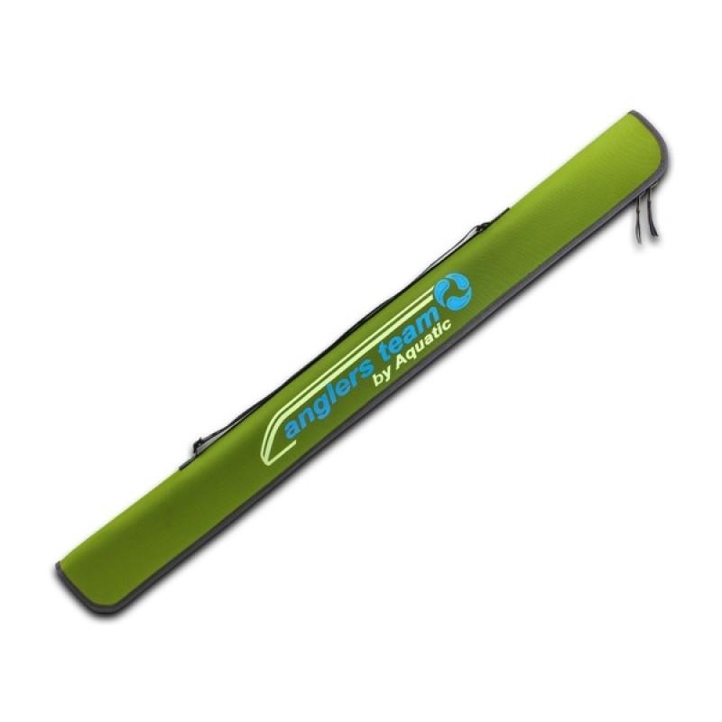 Чехол Aquatic Ч-45Л полужесткий для спиннинга (105 см,лайм)