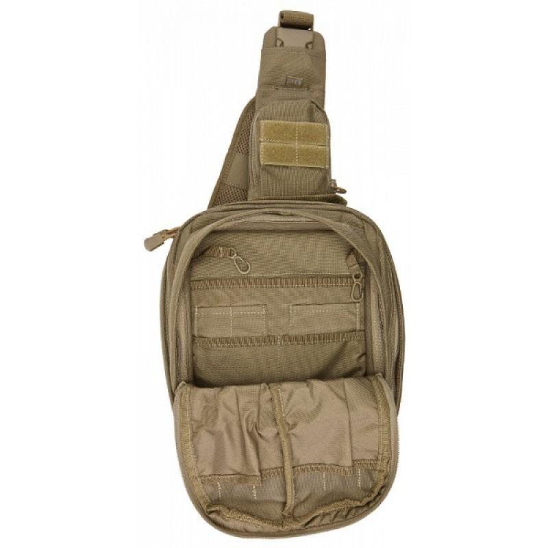 Рюкзак 5.11 Tactical RUSH MOAB 6 BLAСK (019) (фото 3)