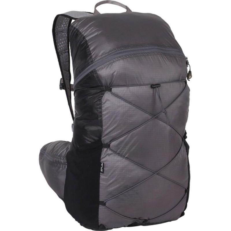 Туристический рюкзак СПЛАВ EASY PACK V.3 SI (черно-серый)