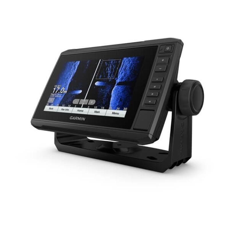 Картплоттер Эхолот-картплоттер Garmin ECHOMAP UHD 73SV с датчиком GT56UHD-TM (фото 2)