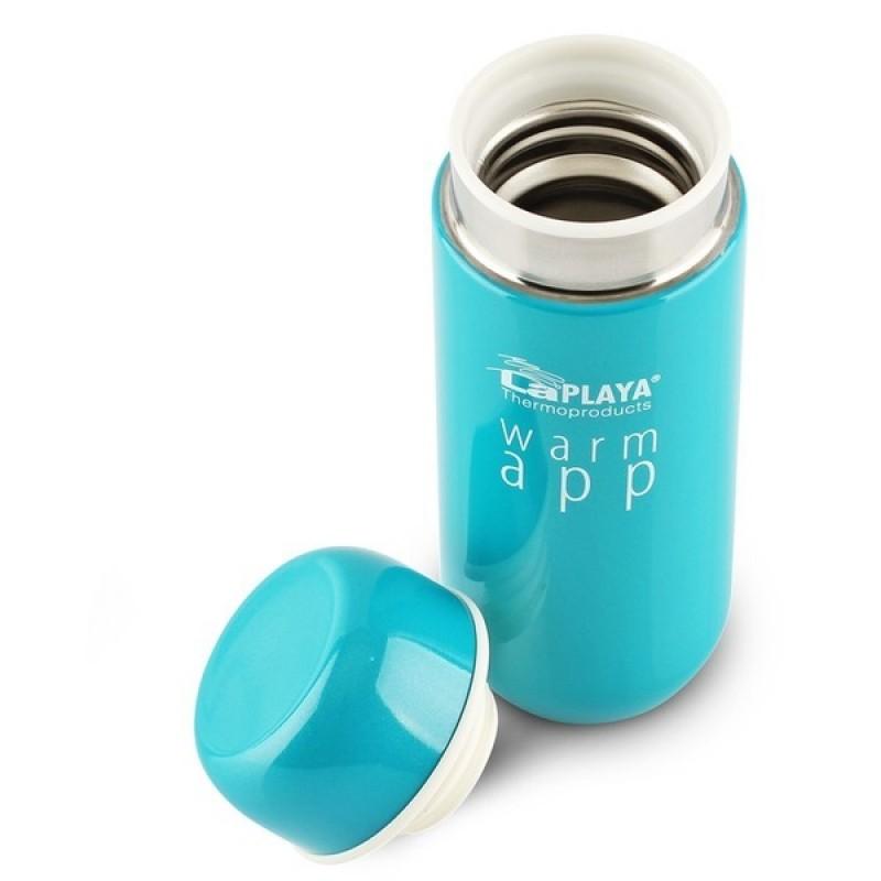 Термос LaPlaya WarmApp blue 0,2L (фото 3)