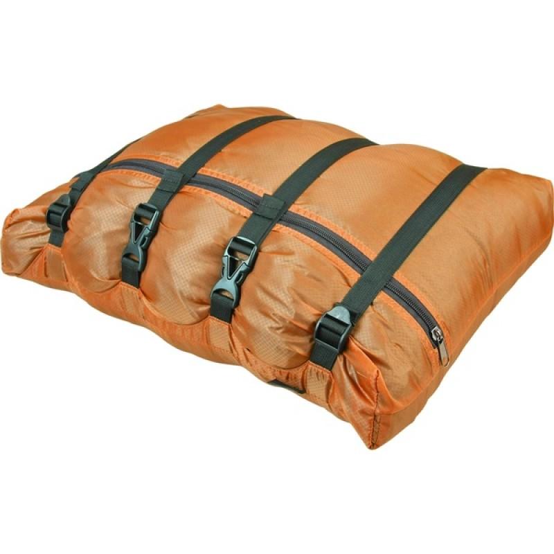 Мешок компрессионный СПЛАВ МОД.2 ИЗ СИЛИКОНКИ (оранжевый)