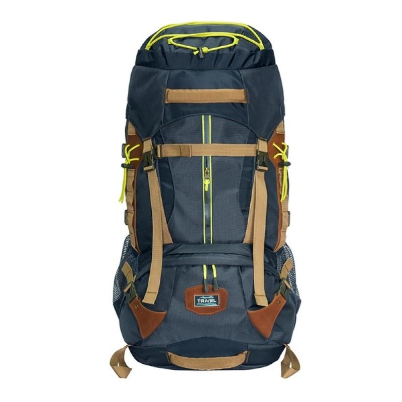 Рюкзак Aquatic Р-55+10С (трекинговый, синий)