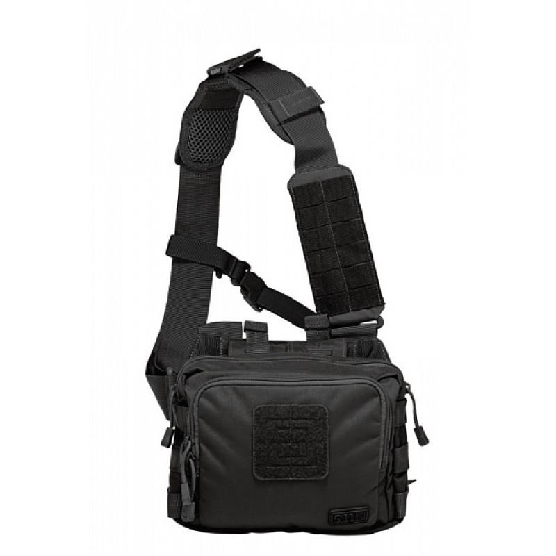 Тактическая сумка 5.11 Tactical 2 BANGER BLAСK (019)