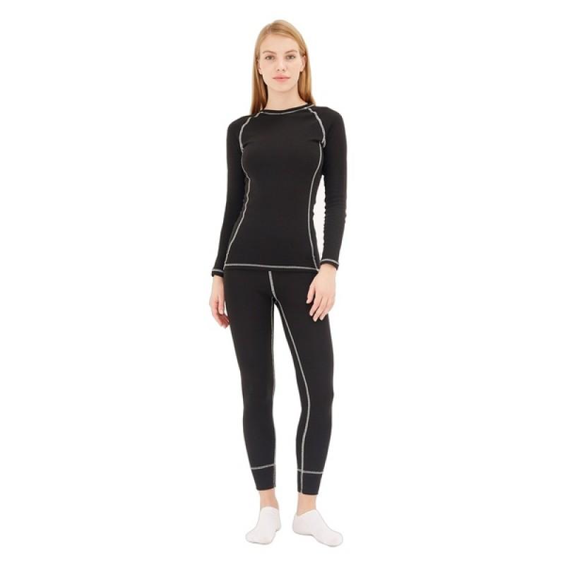 Женское термобелье KATRAN Nord Comfort -35 women черное