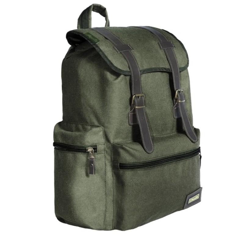Рюкзак охотничий Aquatic РО-27ТХ (27л, темный хаки)