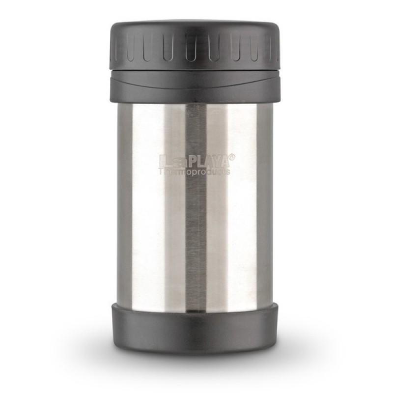 Термос для еды LaPlaya Food Container JMG 0.5L Silver