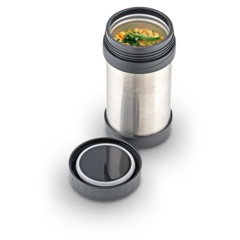 Термос для еды LaPlaya Food Container JMG 0.5L Silver (фото 2)