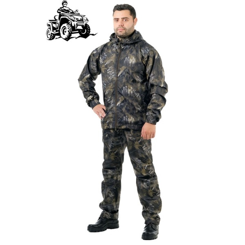 Летний костюм для охоты и рыбалки «Бор» (дуплекс, сити) КВЕСТ