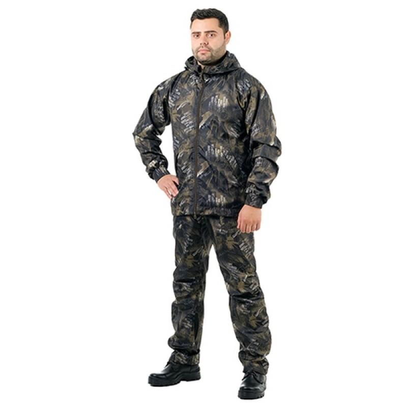 Летний костюм для охоты и рыбалки «Бор» (дуплекс, сити) КВЕСТ (фото 3)