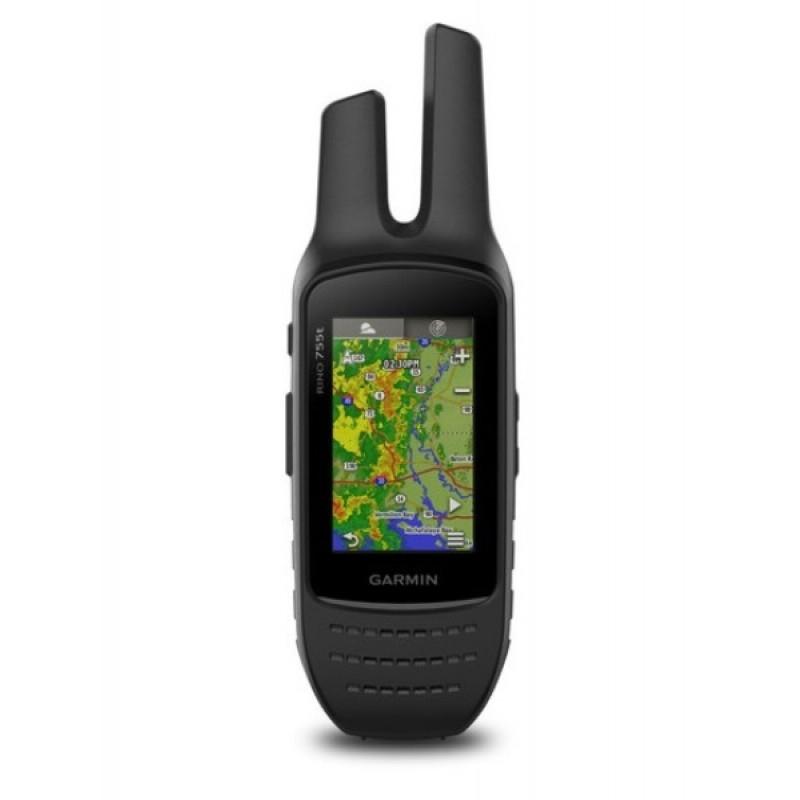 Туристический навигатор Garmin Rino® 755t