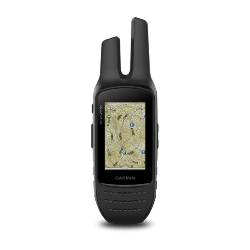 Туристический навигатор Garmin Rino® 755t (фото 2)