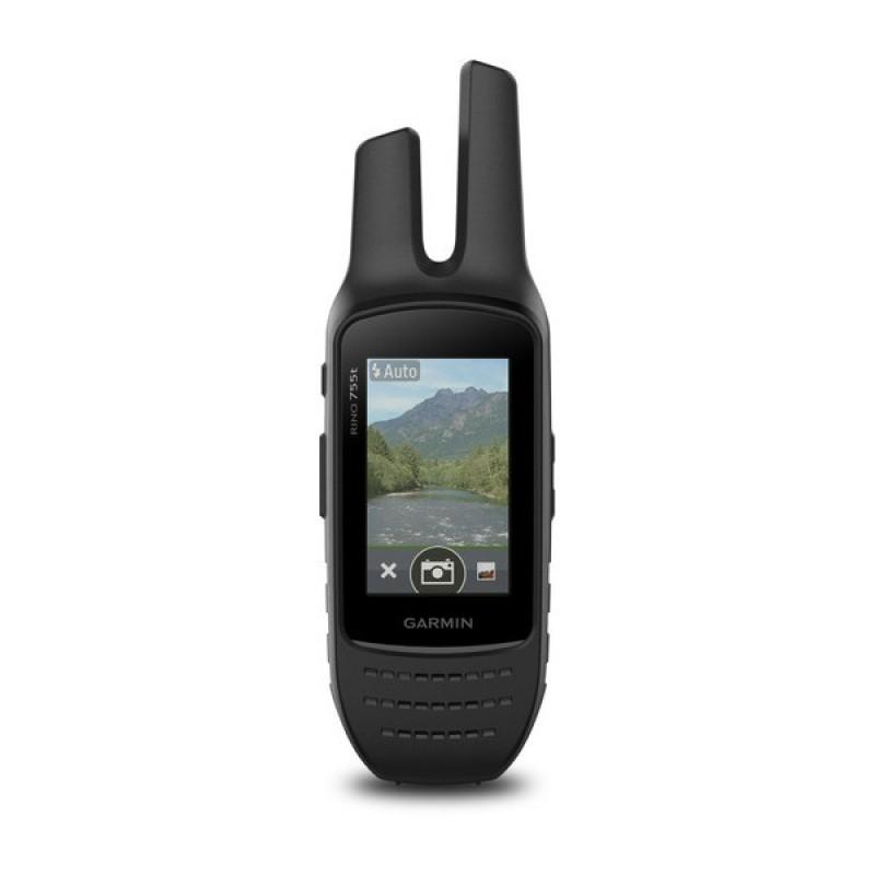 Туристический навигатор Garmin Rino® 755t (фото 3)