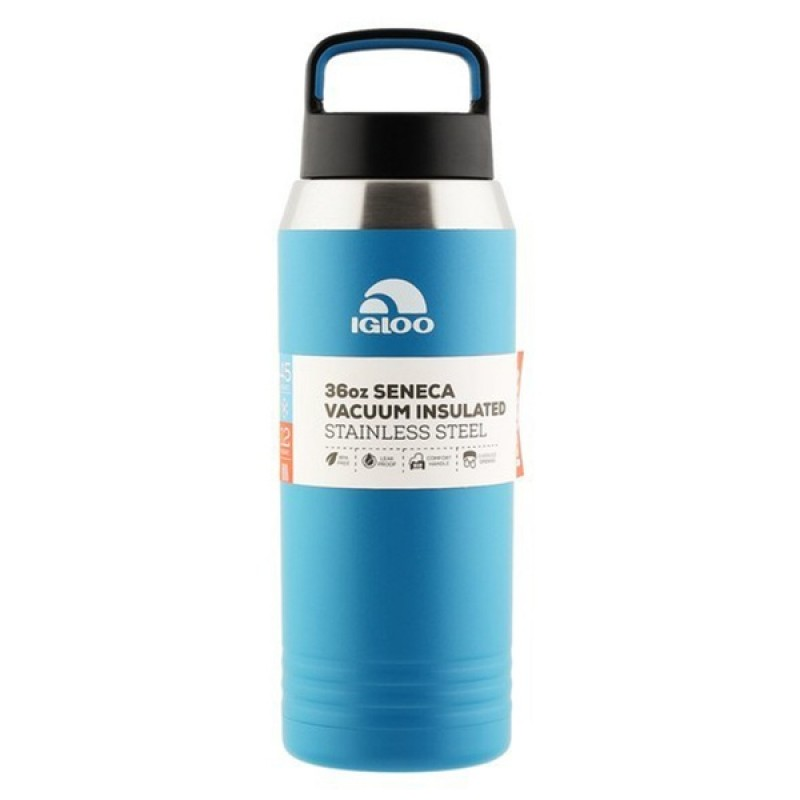Термокружка Igloo SENECA GRWLR, 36 OZ/DP SEA