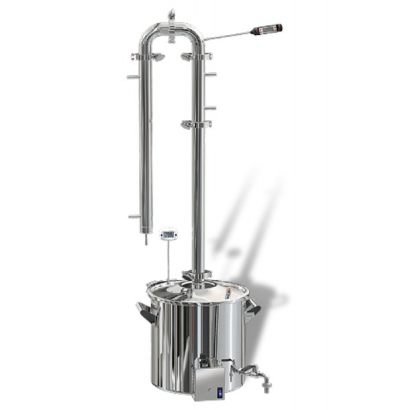 Самогонный аппарат (дистиллятор) ФЕНИКС Сириус (С теном) 20 литров