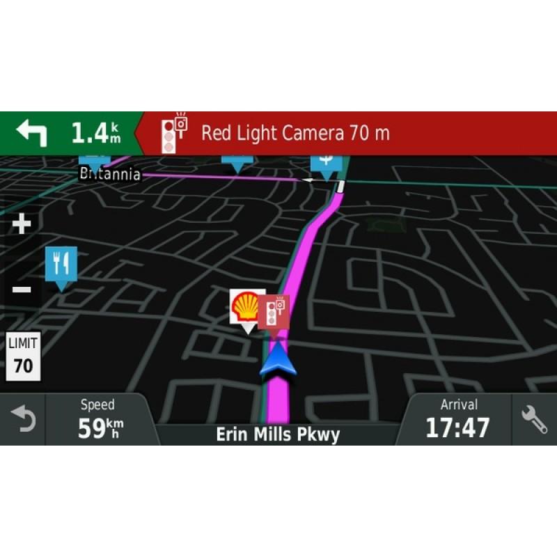 Навигатор Garmin DriveSmart 51 LMT-S Европа (010-01678-12) (фото 3)
