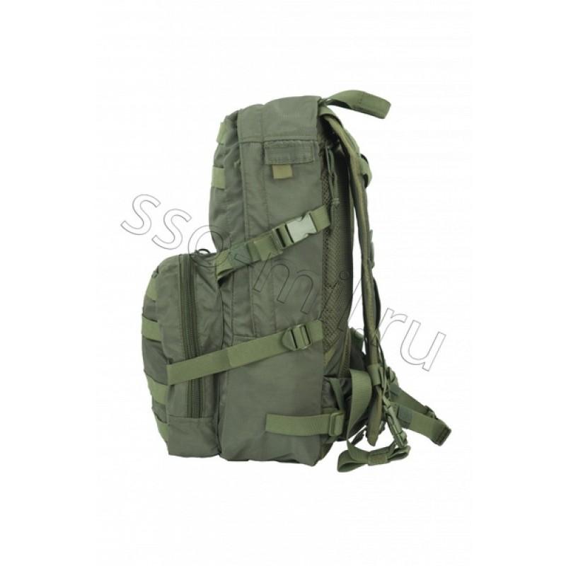 Рюкзак патрульный SSO Койот-1 Черный (фото 2)