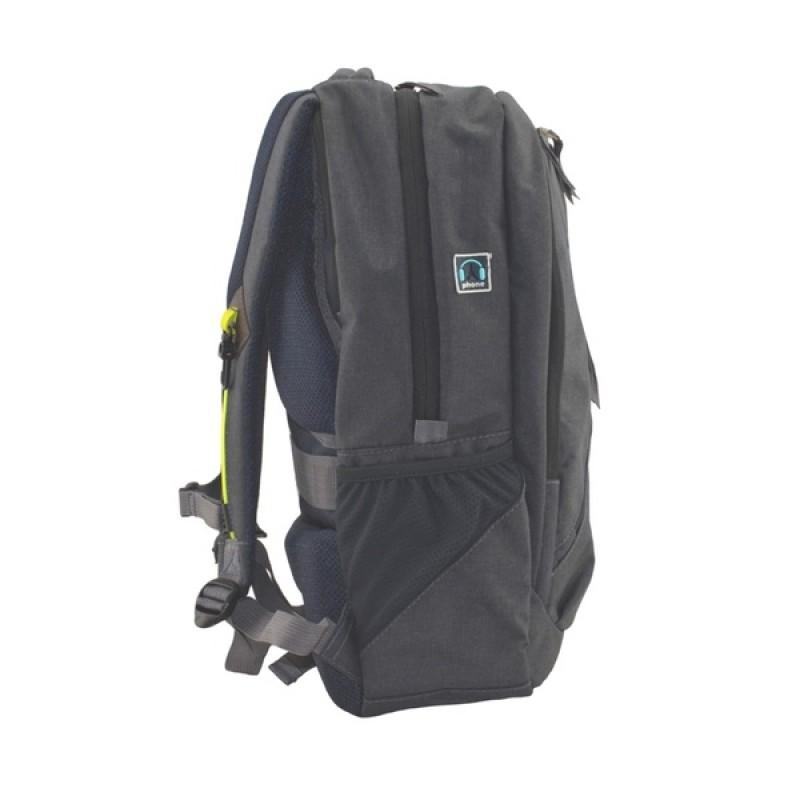 Рюкзак Aquatic Р-28ТС (городской, темно-серый) (фото 2)