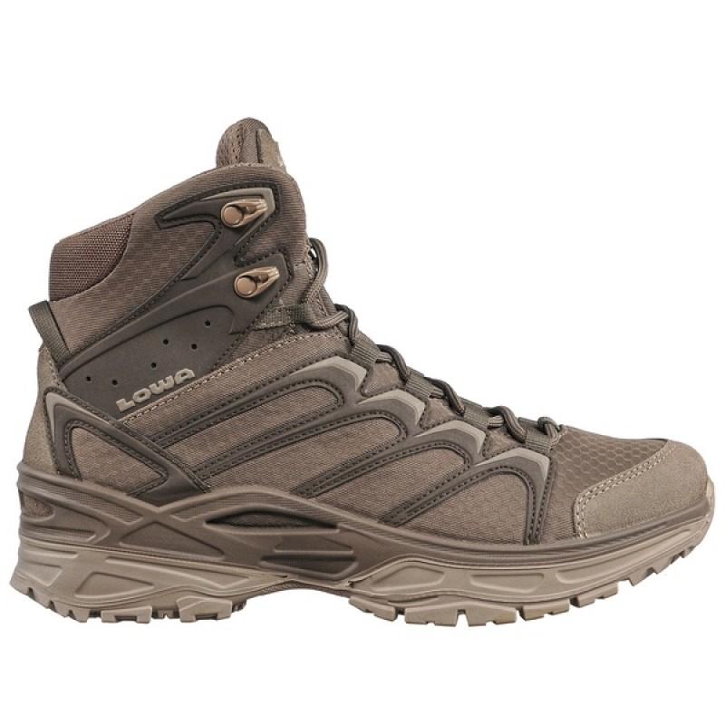 Тактические облегченные ботинки LOWA INNOX MID TF GTX Coyote