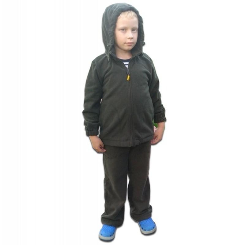 Детский костюм «Никс» (флис, хаки) МАУГЛИ
