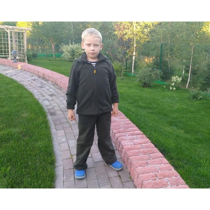 Детский костюм «Никс» (флис, хаки) МАУГЛИ (фото 2)