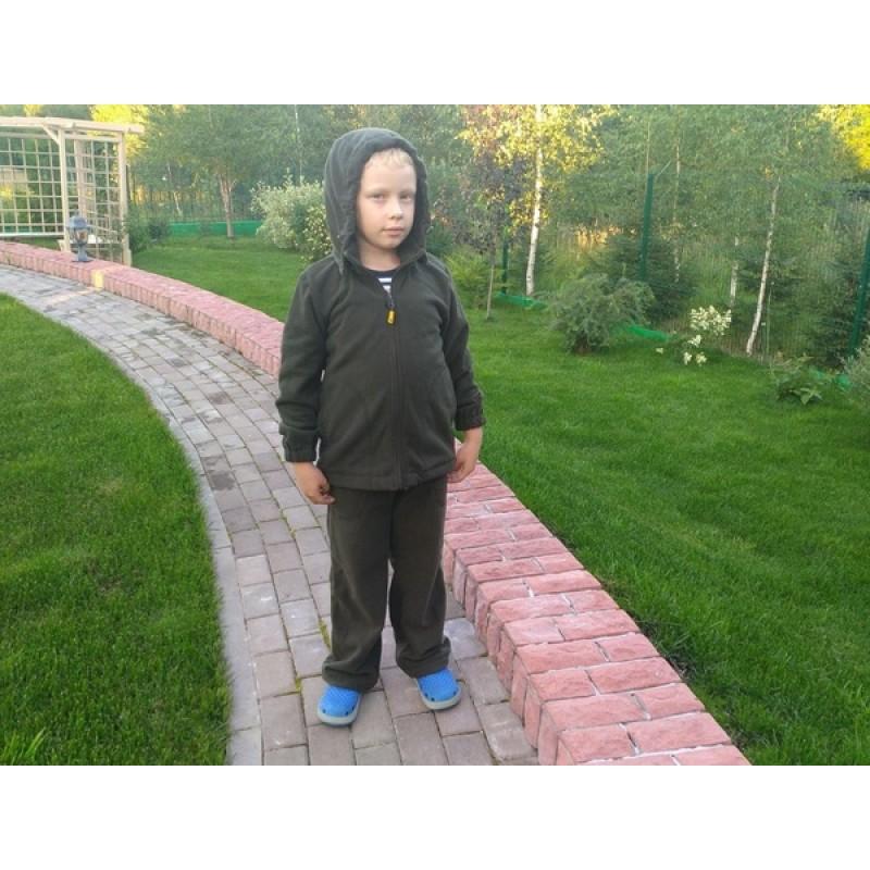 Детский костюм «Никс» (флис, хаки) МАУГЛИ (фото 3)