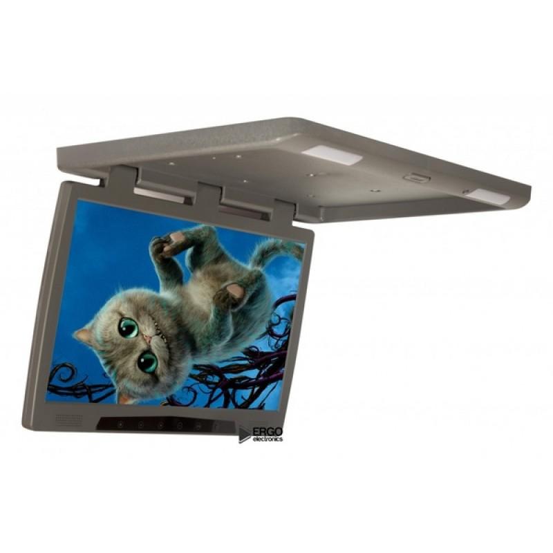 Потолочный монитор для автомобиля Потолочный монитор 20 ERGO ER20H (1680X1050) серый