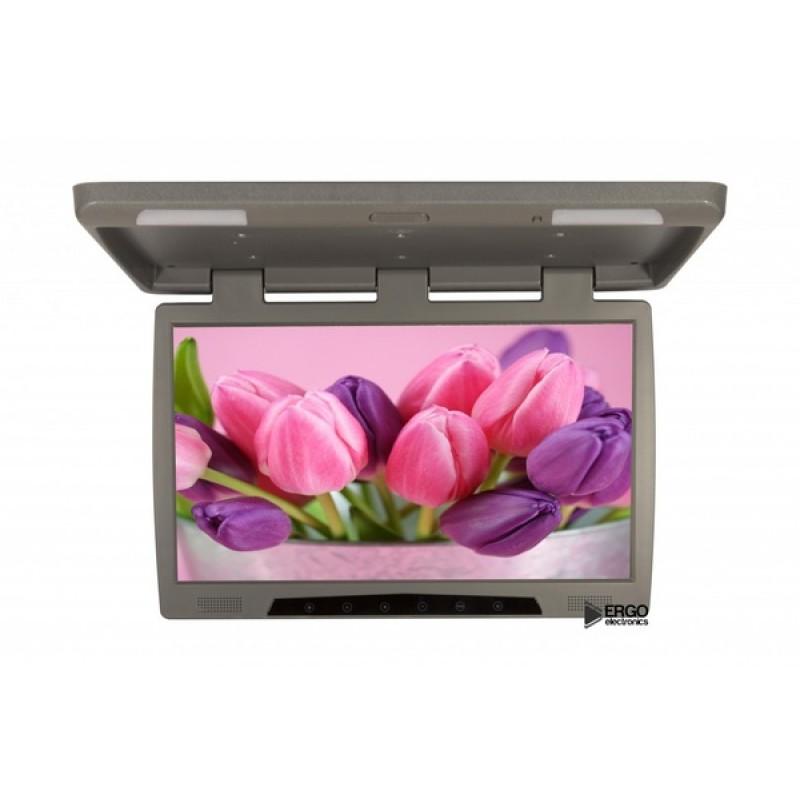 Потолочный монитор для автомобиля Потолочный монитор 20 ERGO ER20H (1680X1050) серый (фото 2)