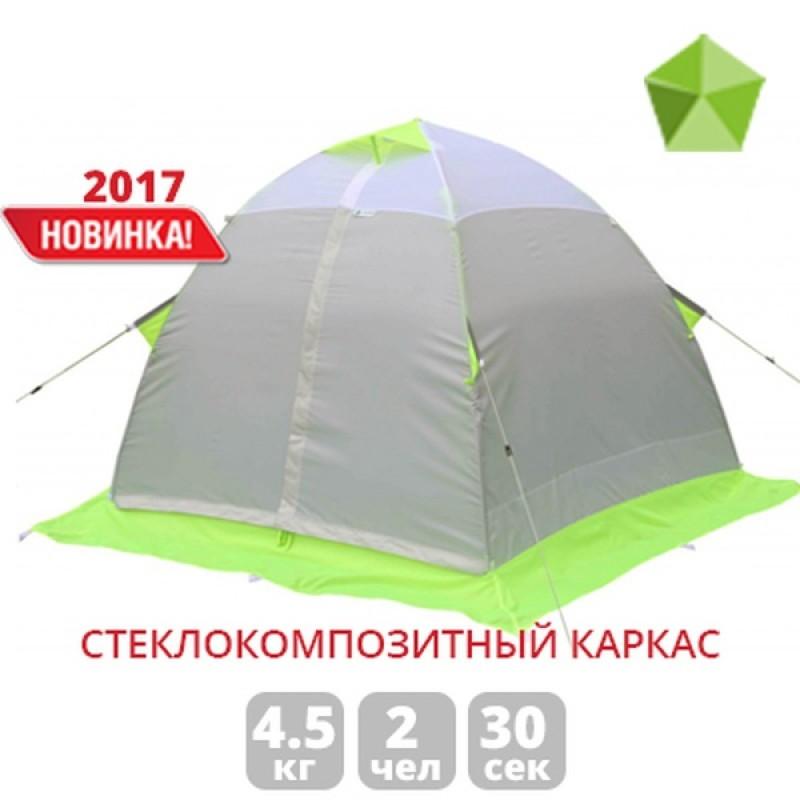 Зимняя палатка ЛОТОС 2С (фото 2)
