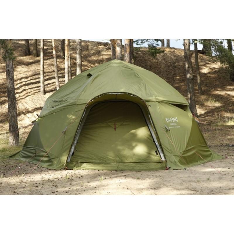 Универсальная палатка Лотос КубоЗонт 6-У Компакт (фото 2)