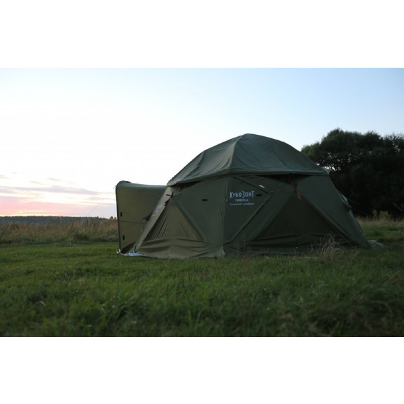 Универсальная палатка Лотос КубоЗонт 6-У Компакт (фото 3)