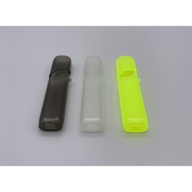 Пластиковый чехол для IQOS Multi прозрачный (NB-315-001) (фото 2)