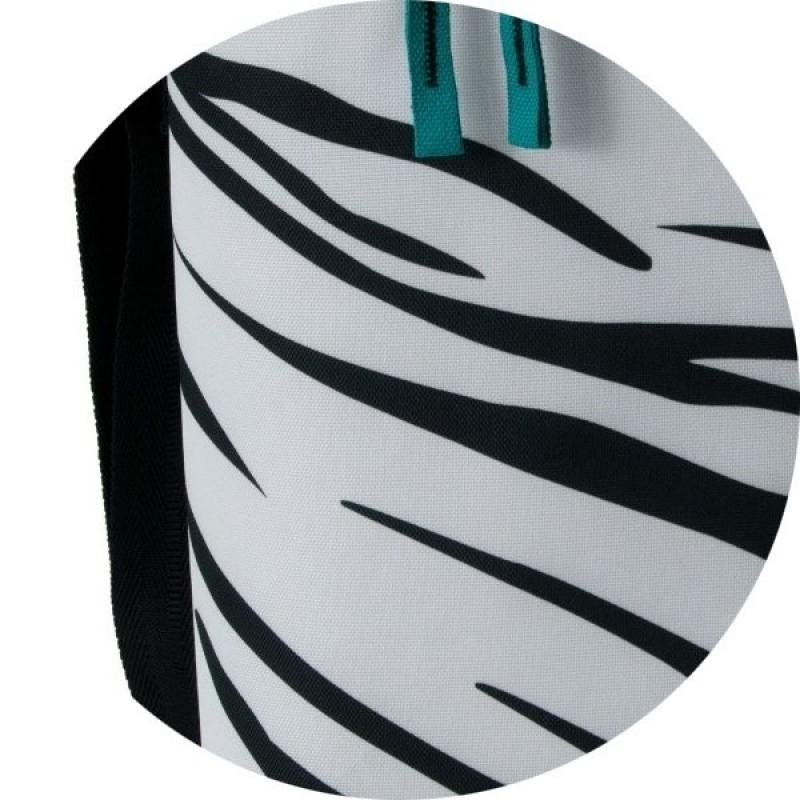 Сумка-термос Igloo 2 Bottle Wine Tote 16 white-zebra (фото 3)