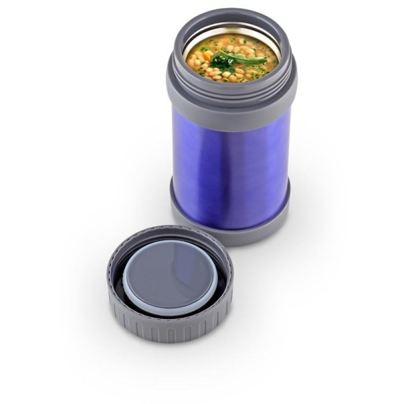 Термос для еды LaPlaya Food Container JMG 0.5L Violet (фото 2)