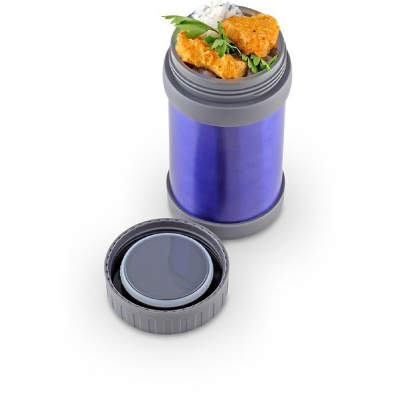 Термос для еды LaPlaya Food Container JMG 0.5L Violet (фото 3)