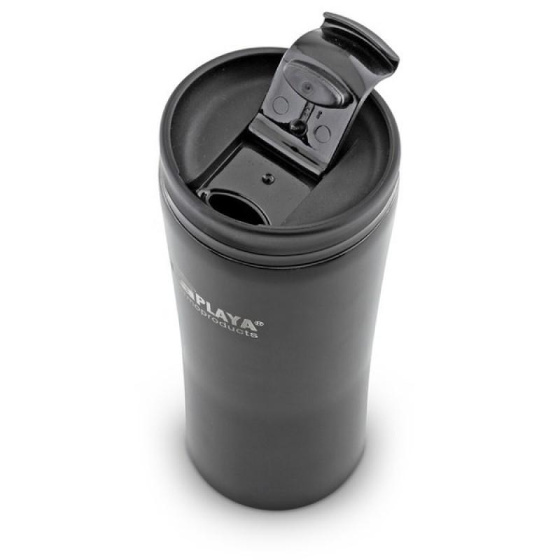 Термокружка LaPlaya Vacuum Travel Mug 0,4L Black (фото 2)