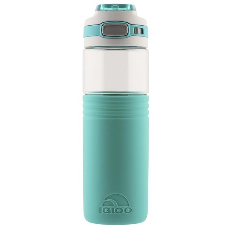 Пластиковая бутылка для воды IGLOO Hydration Tahoe 710 мл AQUA