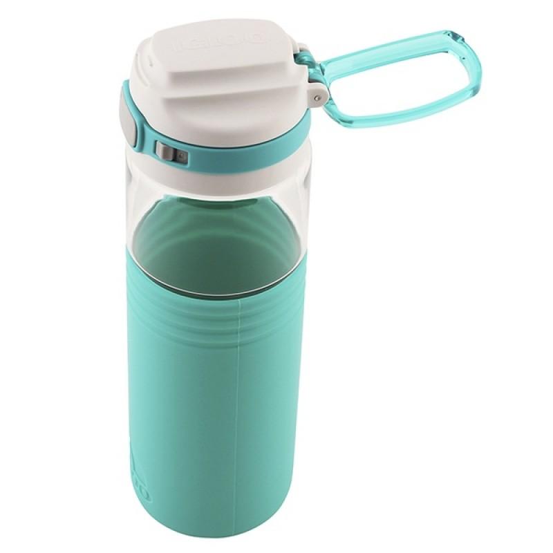 Пластиковая бутылка для воды IGLOO Hydration Tahoe 710 мл AQUA (фото 3)