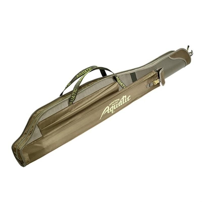 Чехол для удилищ Aquatic Ч-01 мягкий для удочек (130 см)