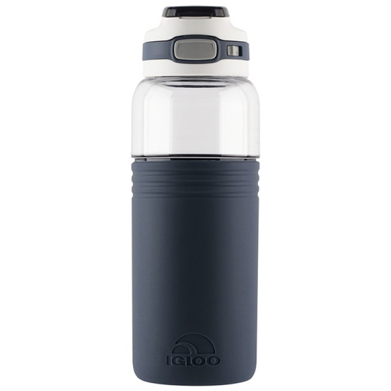 Пластиковая бутылка для воды IGLOO Hydration Tahoe 1065 мл DARK DENIM (фото 3)