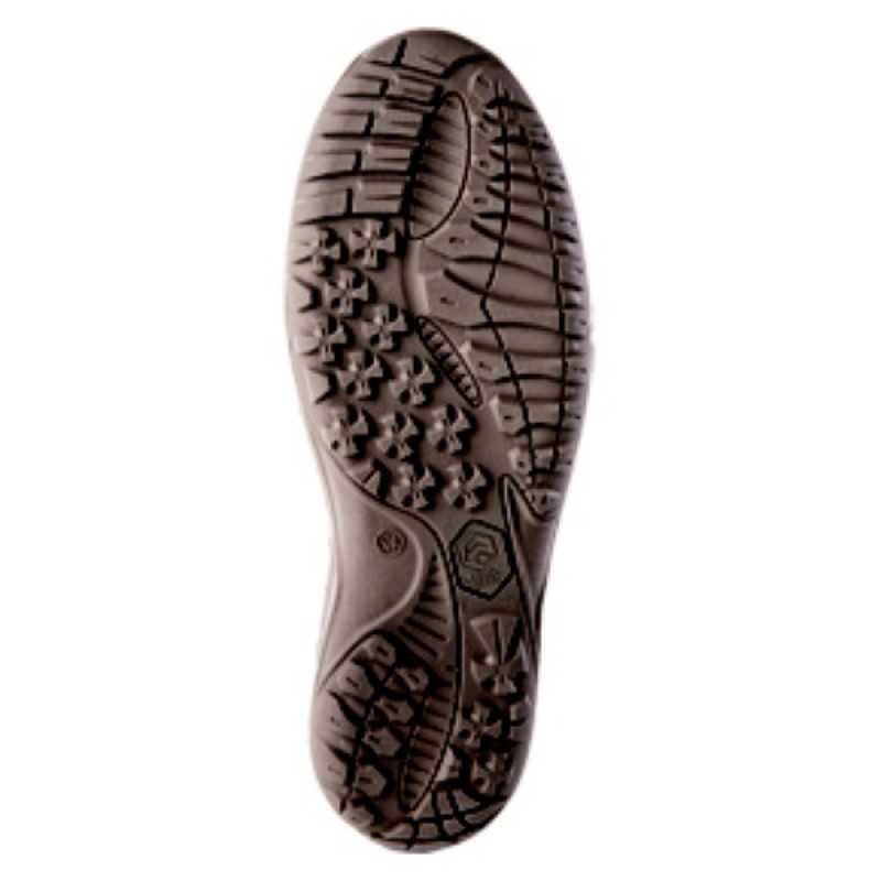 Ботинки с высокими берцами Largos Тактик модель 383 (фото 2)