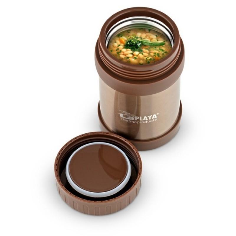 Термос для еды LaPlaya Food Container JMG 0.35L Perl (фото 3)
