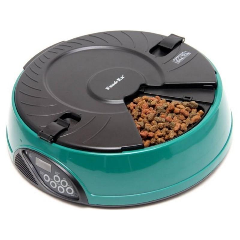 Автокормушка для собак и кошек Feed-Ex PF6 Green (56271)
